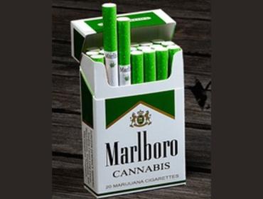 marlboro cannabis irresponsabile